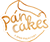 Pán Cakes a jeho palacinky Logo